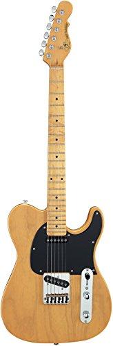 - G&L Tribute ASAT Classic Electric Guitar Butterscotch Blonde Maple Fretboard