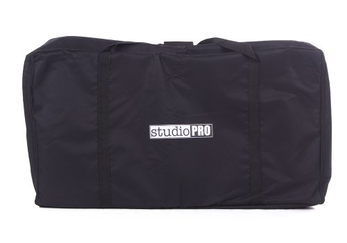 Fovitec StudioPRO Carry Case X-Large Size Carrying Bag for Complete Photography Lighting Studio Equipment Kits