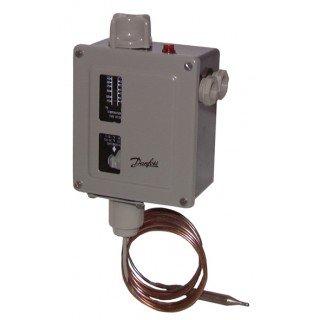 Danfoss - Termostato para refrigerante - RT 101 17-500366 - : 017-500366