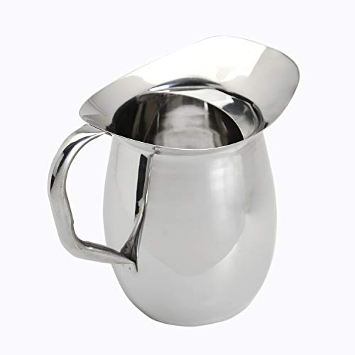 stainless pitcher lid - 2