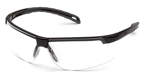 (Pyramex Ever-Lite Lightweight Safety Glasses, Clear Anti-Fog Lens)