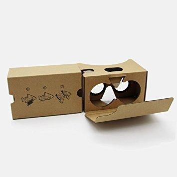 2015 new google cardboard v2 3d vr virtual reality glasses suit for all size mobile smartphone. Black Bedroom Furniture Sets. Home Design Ideas