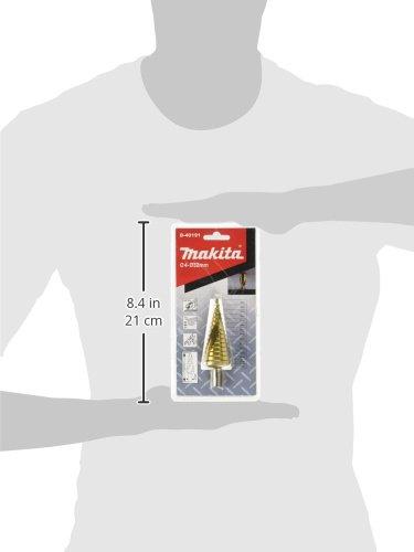 /Stufenbohrer Spiral 4/ /32/mm TiN Makita d-40191/