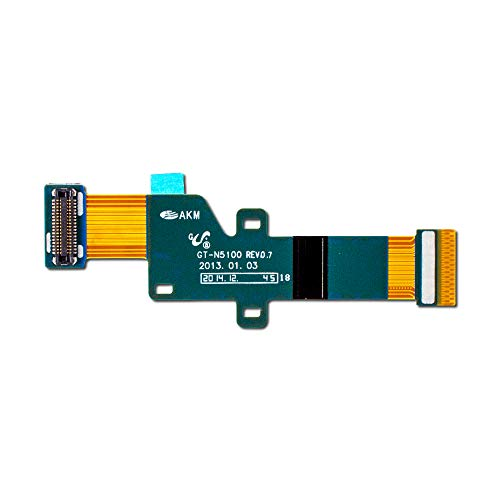 - LCD Screen Display Flex Cable Ribbon Connector Compatible with Samsung Galaxy Note 8.0 (GT-N5100, GT-N5110, GT-N5120) (8.0