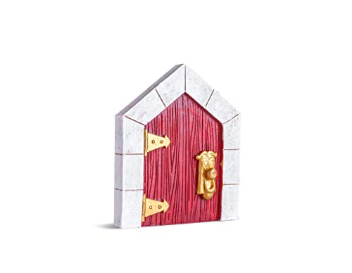ASVP Shop Alice in Wonderland Mini Door - Decor Resin Statue Room Decoration Decor Party Supplies