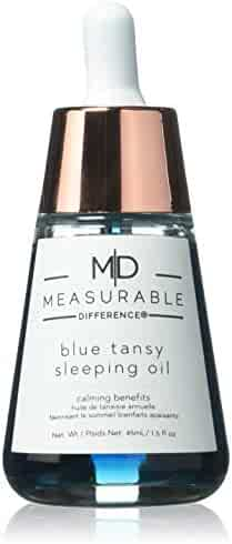 Measurable Difference Sleeping Oils, Blue Tansy, 0.33 Pound