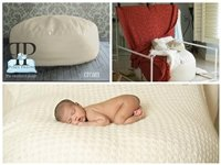 STARTER SET #3 ~ STUDIO POSEY PILLOW, FULL SIZE BACKDROP STAND ~ NEWBORN PHOTO PROP by Posey Pillow