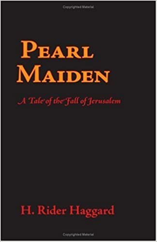 Pearl Maiden, Large-Print Edition by Sir H Rider Haggard (2008-07-30)