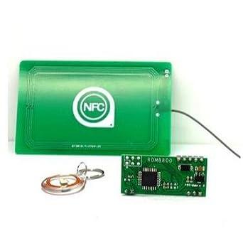 Amazon.com: Kaifani 5Sets RDM8800 NFC RFID módulo basado en ...