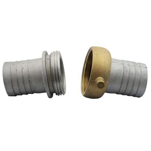 1 1/2'' NH/NST Fire Hose Coupling Set by FireHoseDirect