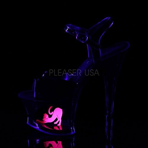 PN Sandals MOON B 709CAT Womens B Pleaser UwvxqaHXa
