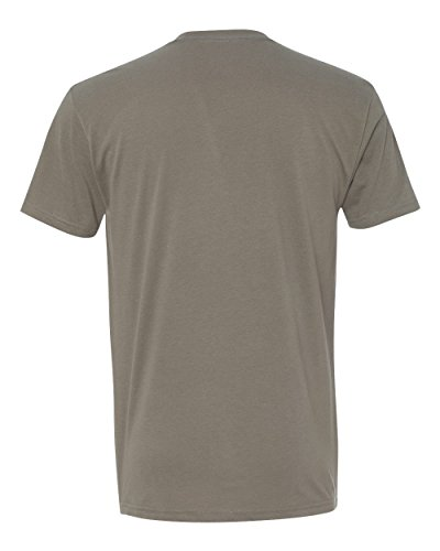 next-level-apparel-6410-mens-premium-fitted-sueded-crew-tee-warm-gray44-medium
