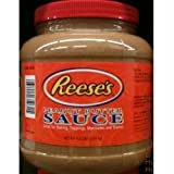Reese's Peanut Butter Sauce 4.5 Lbs. (Pack of 6)