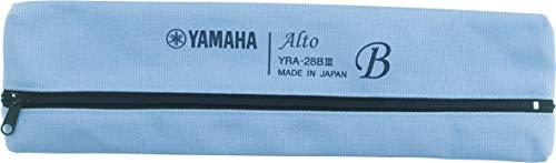 Yamaha YRA-28BIII Grabadora Alto, Llave de F