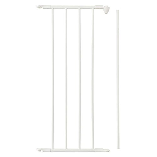 BabyDan Flex Extension Panel 13-White