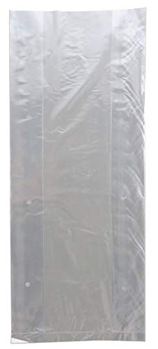 Produce Bag Plastic- Clear Unprinted Vented Produce Bags 6