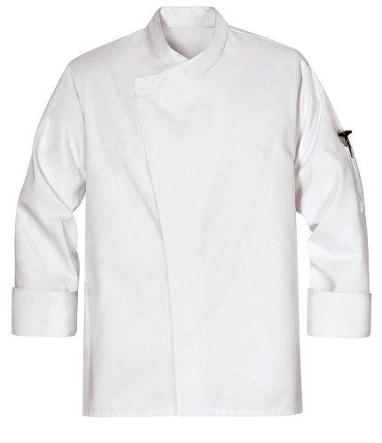 Phoenix Tunic-Style Chef's Coat, Large