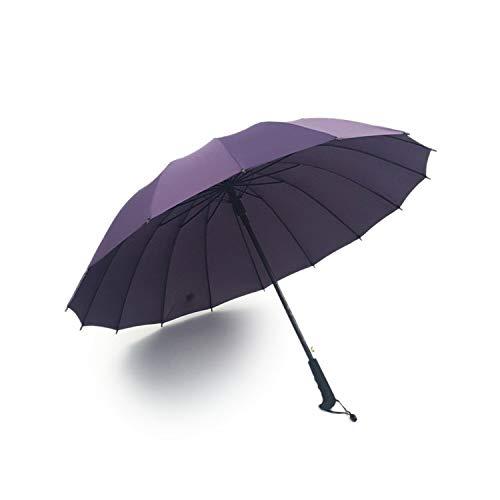 - Mrosaa Wind Resistant Folding Automatic Umbrella Rain Women Auto Big Windproof Umbrellas Rain For Men Open Button Parasol,Deep purple