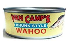Price comparison product image Van Camp's Chunk Style Wahoo Ono 5 Oz. Can (142g) 6 Pack