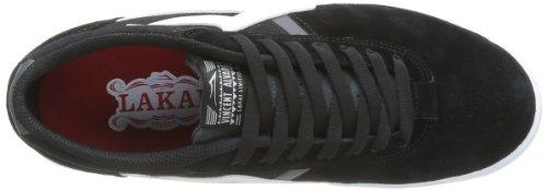 Lakai Vincent - Zapatos de cuero para hombre Negro (Noir (Black))