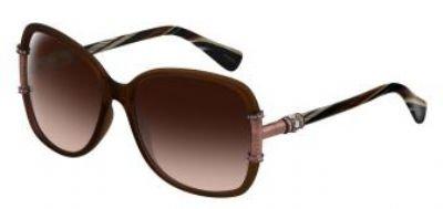 Lanvin Sunglasses SLN 508S BROWN 6AD - Lanvin Shades