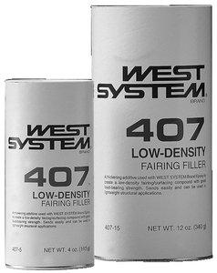 WEST System 407 Low Density Filler 4075 4 oz by WEST SYSTEM