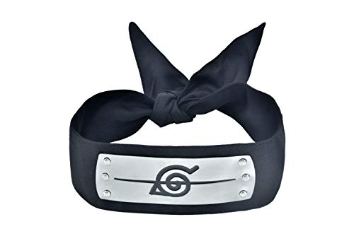 (DAZCOS Japanese Anime Leaf Village Traitor Ninja Headband)
