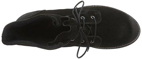 s.Oliver 25203 Damen Chukka Boots Schwarz (Black 001)