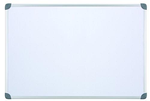 Quartet Dry-Erase Board, Whiteboard/White Board, Magnetic, 2' x 3', Euro Style Frame (UKTE2436-ECR) by Quartet