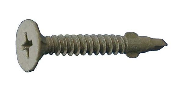 5,000 Count Daggerz CMSDWW081104 8 x 1-1//4#2 Phillips Screw