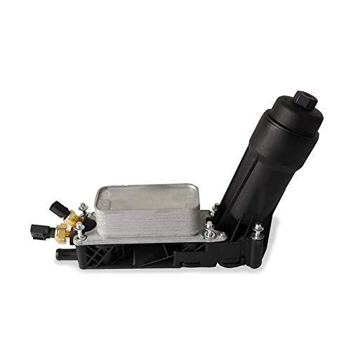 jeep cherokee oil filter adapter - 4