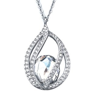 Amazon swarovski crystal megan pendant pendant necklaces jewelry swarovski crystal megan pendant aloadofball Images