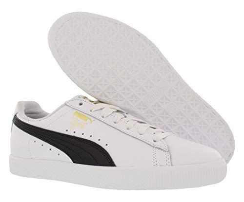 Gold Team puma Black puma Clyde L Chaussures Pour Core Puma White Femmes UOPxfW