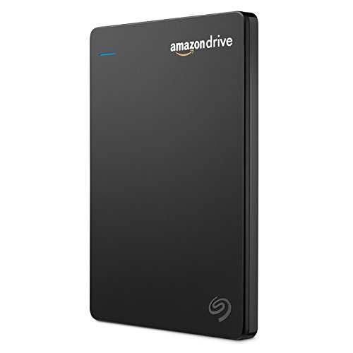 Seagate Duet Cloud-Syncing 1 TB Portable External Hard Drive + 1-Year 1 TB Amazon Drive Plan (Best Cloud Drive Service)