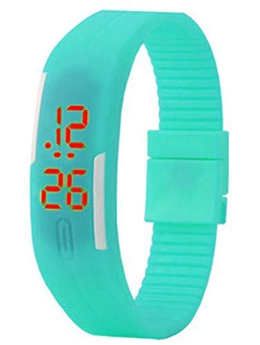 LED Reloj Moda Resistente al Agua Touch Reloj Digital Pulsera Reloj Reloj Deportivo: Amazon.es: Relojes