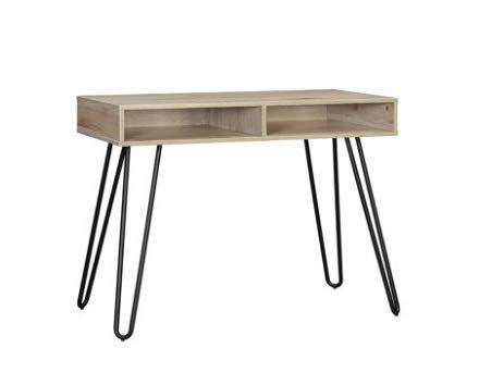 Mainstays Hairpin Writing Desk, ()