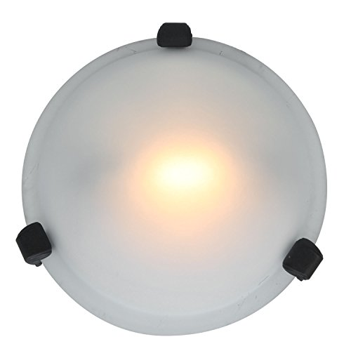 Access Lighting 50020-RU/FST Nimbus Flush Mount Ceiling Light (Flush Mount Lighting Nimbus Access)
