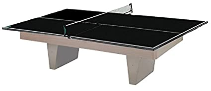 Amazoncom STIGA Fusion Table Tennis Conversion Top Billiard - Dicks sporting goods pool table