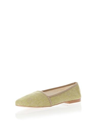 Jonnys Vegan Zapatos Trenzados Verde