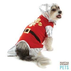 Martha Stewart Pets KNIGHT Dog Costume (Small)