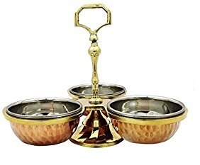 Condiment Stainless Serveware Ayurvedic Restaurants product image