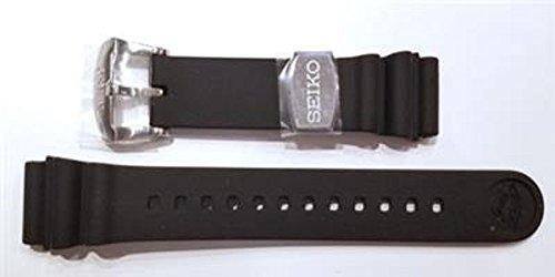 Seiko Rubber Strap (22MM RUBBER DIVE STRAP FOR SEIKO MODEL SERIES SRP773, 775, 777, 779)