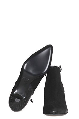 Strategia Ladies Stpe4927 Scarpe Con Tacco In Pelle Nera