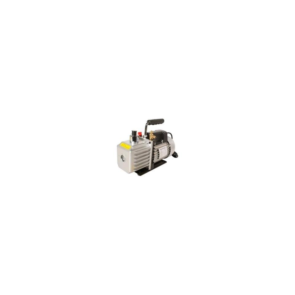 FJC 6925 2 Stage 5.0 CFM Rotary Vane Vacuum Pump