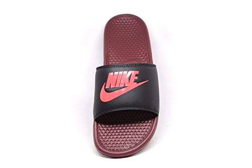 Ciabatte Dark Solar Red Nike Black Team JDI Benassi Uomo Red x0BqEIOB