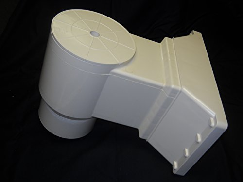 Waterway Plastics 806105101204 Wide mouth Skimmer Package for Above Ground Pool (Wide Above Mouth Ground)