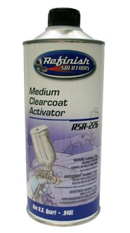 Refinish Solutions RSA-226 Clearcoat Activator NormalMatrix System