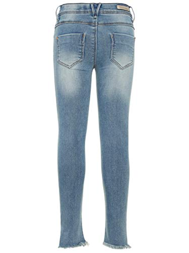 Denim Pantalones Medium Denim Polly Blue NIÑA IT 164 Vaqueros NAME aA5wPzWqn