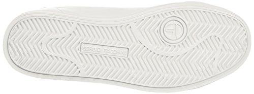 Beige Tacchini Forher Sergio para Blanco 04 Pois Zapatillas Mujer OUx1q