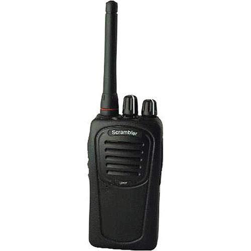 Eartec Scrambler SC-1000PLUS Simplex Wireless 2-Way Radio with Li-Ion Battery -